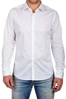 White blouse men