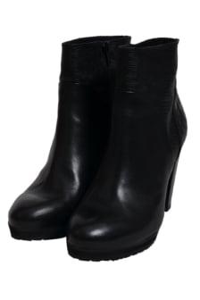 57.256 ladies booties croco combi black 014