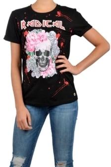 Maxine t-shirt radical 0003/black 016