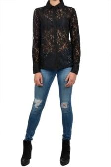 Natalia blouse lace 0003/black 016