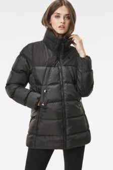 Whistler slim coat black
