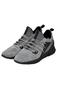 Cortica mens trainers rapide grey