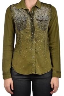 Dishe shirt green