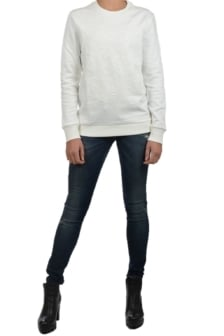 Alix ladies knitted sweat bull cord off