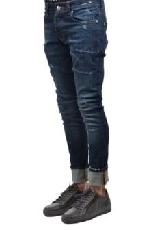 My brand jack spots jeans blue