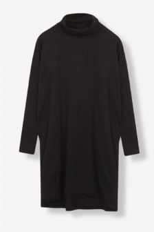 Alix knitted oversized sweater black