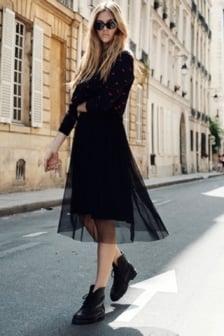 Catwalk junkie cinderella skirt black