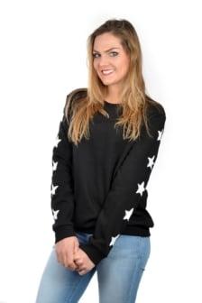 La sisters star sweater