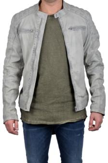 Goosecraft jacket965 stone grey