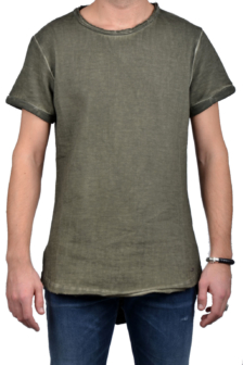 Tigha milo sweat military green