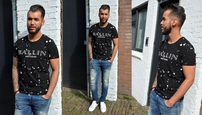 Ballin Amsterdam T-shirt of sweater?
