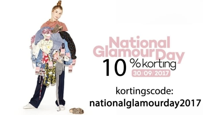 National Glamour Day 2017