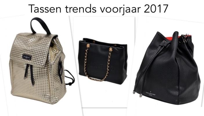 Tassen trends voorjaar 2017